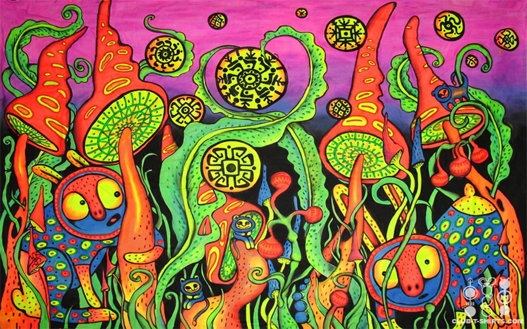 Magic Mushrooms = Hyper Connected Brain | The Hat of Foil