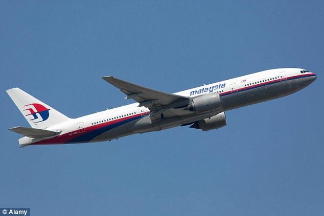 malasian airways plane