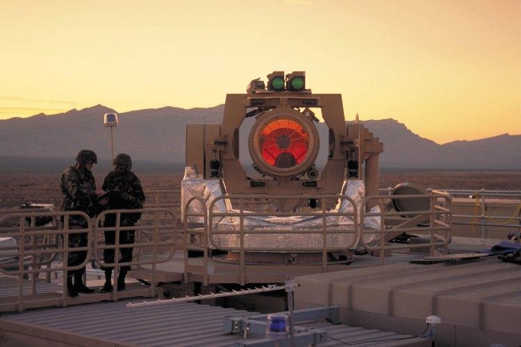 laser boat mount