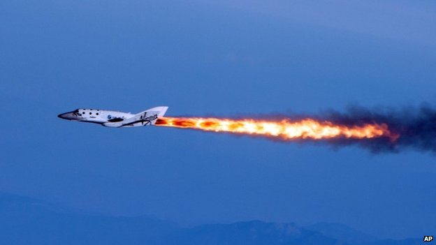 spaceship 2 rocket power
