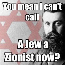 Jewish Zionist