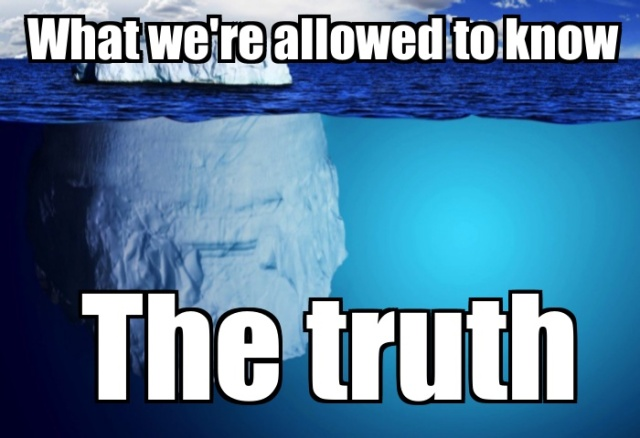 Iceberg Truth