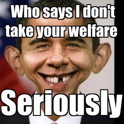 Obama Welfare