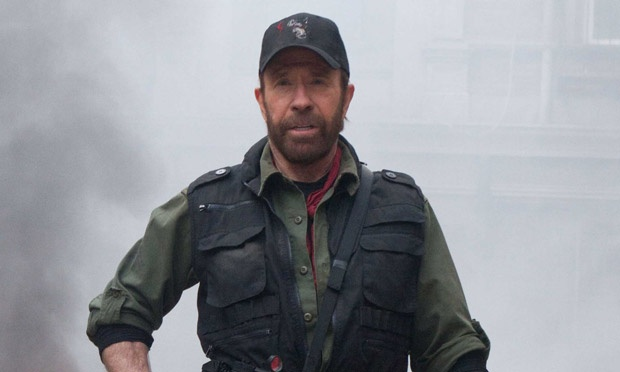 'Texas Ranger' Chuck Norris warns of government plot to take over state | US news | The Guardian