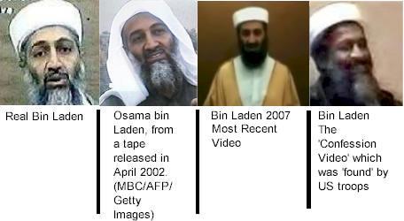 Bin-Laden-fakes