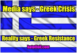 Greek resistance