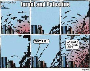 Israel vs. Palestine