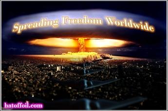 Spreading Freedom World Tour