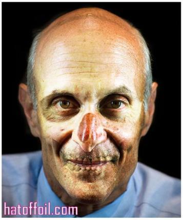 Chertoff Skull