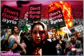 Don't Bomb Syria